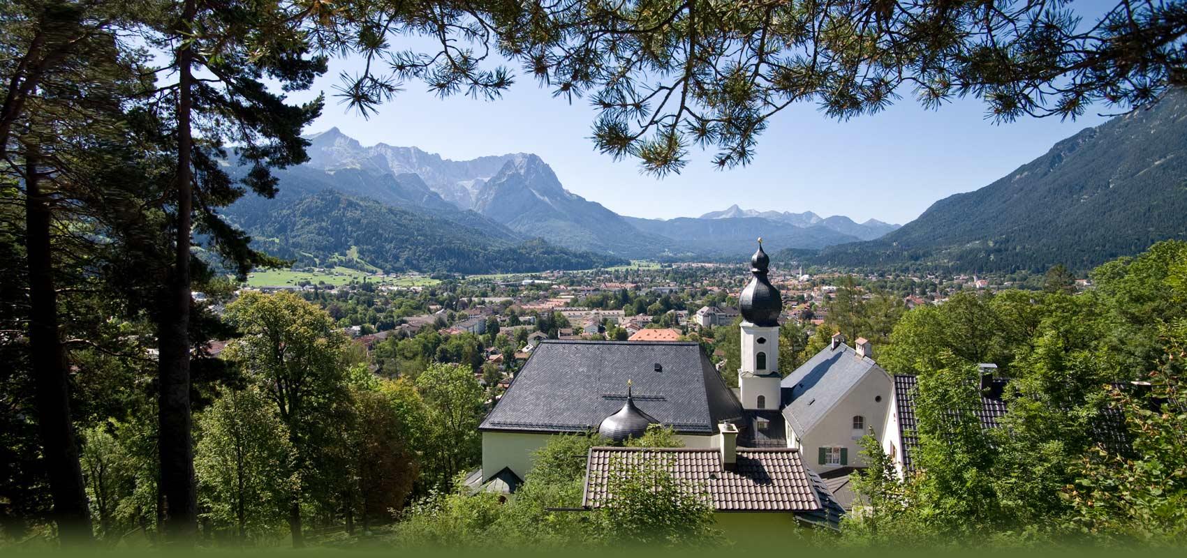 Informationen rund um Garmisch-Partenkirchen