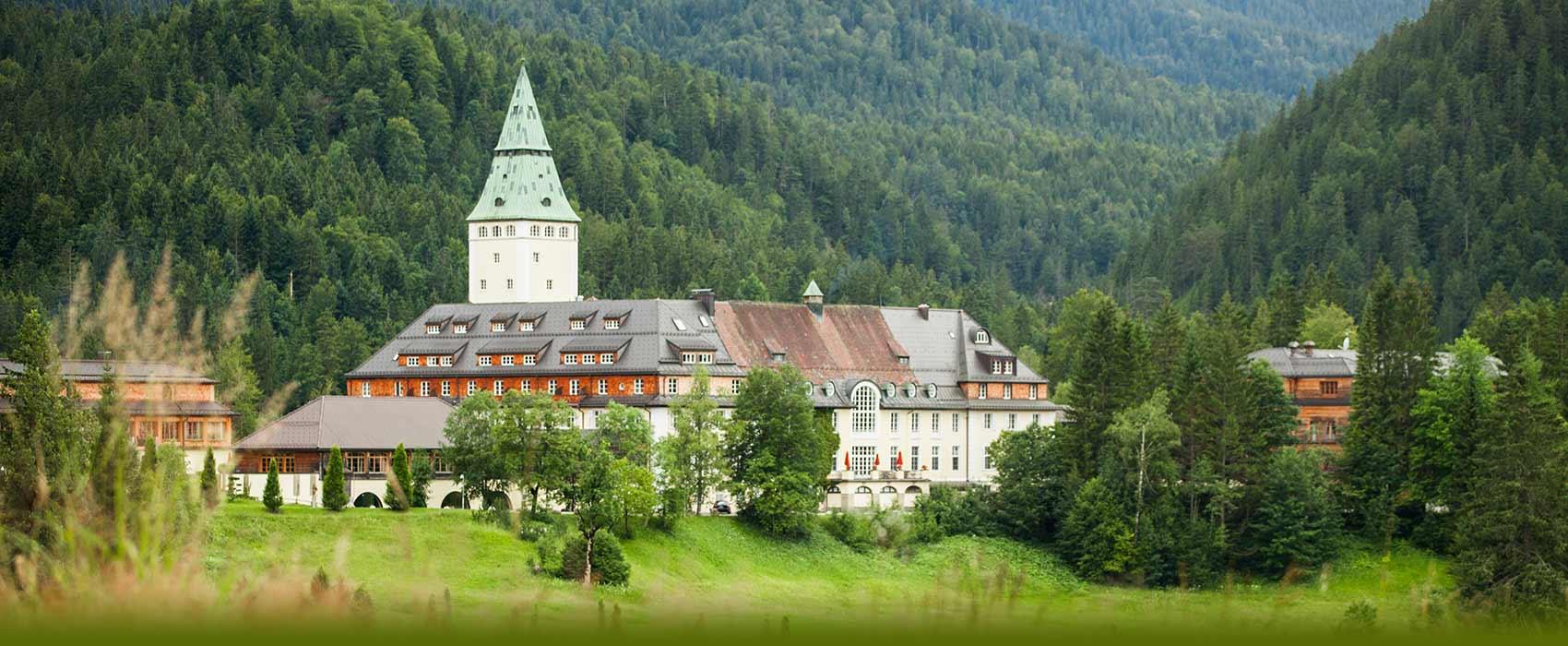 Gastgeber in Garmisch-Partenkirchen