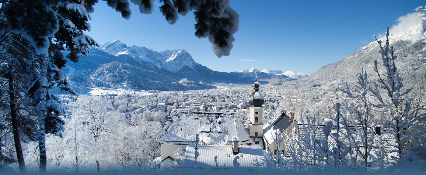 Ortschaft Garmisch-Partenkirchen