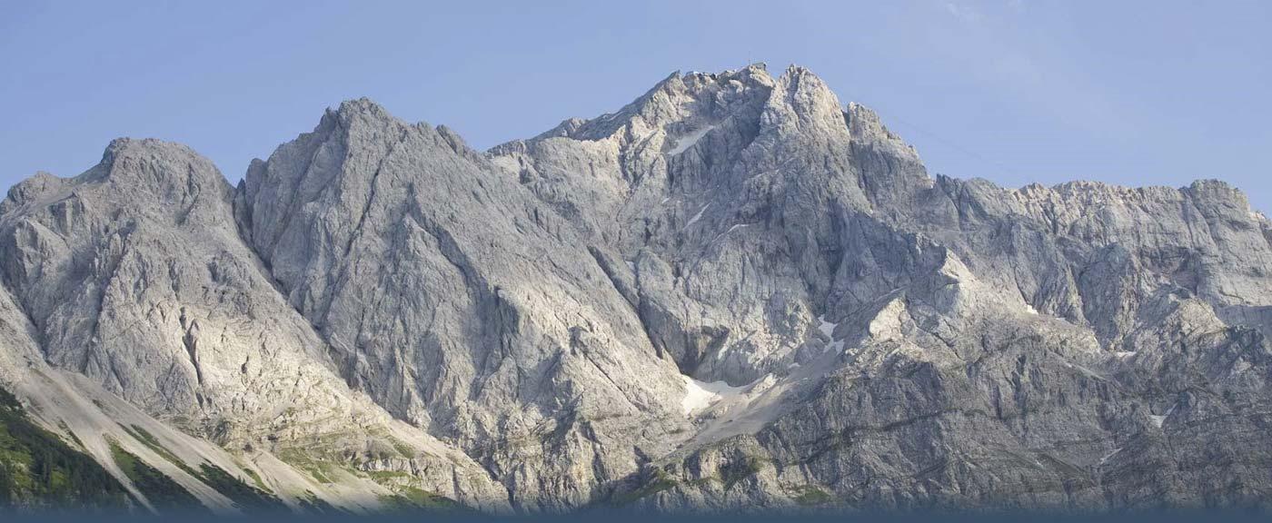 Der Sommer in Garmisch-Partenkirchen