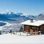 Winterwandern in Garmisch-Partenkirchen